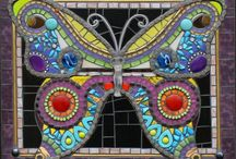 Marvelous Mosaic Butterflies / by Connie Stout