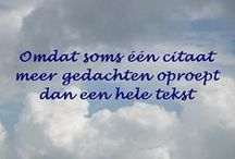 Dutch quotes / by Jo's Moodboards