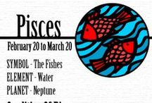 )( Pisces )( / by Heather DeBoer