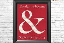 The Big Day / by Stitchwerx Designs
