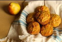 Easy Baking Recipes / Recipes for homebaked muffins, breads, cakes, rolls, and desserts / by Jessica Fisher