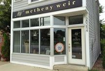 Metheny Weir in Rocky River / Located at 20254 Detroit Road, Rocky River, OH 44116. 216-303-9755 We are your local stockist for Chalk Paint® decorative paint by Annie Sloan. Our painting studio offers extensive furniture painting workshops using Chalk Paint®, custom painted furniture pieces and home accessories.