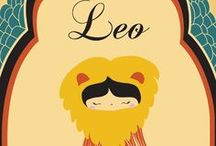 I'm a Leo... / Zodiac sign / by Jo's Moodboards