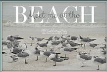 Beach / My favorite place to be ♥ / by Jo's Moodboards