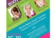 "Beauty Boot Camp! /      Spend the weekend learning how to make the most of your God-given assets, from the best       styles and fashions for your size and shape to your best colors and how to use them.  This isn't just an exterior makeover – it's a soul makeover – it's learning how to see yourself the way God sees you, because ""the King is enthralled with your beauty"" (Ps 45:11)   Register online at www.FashionMeetsFaith.com Email DonnaJeanRoland@chartertn.net or  Call 865-599-6682 for further information"