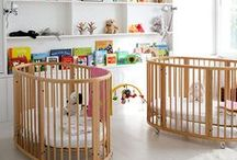 Beautiful Nursery / Inspiration for creating a beautiful nursery. Curated by www.soyoung.ca / by SoYoung