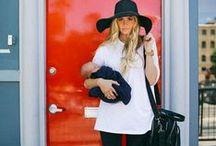 Beautiful Maternity Fashion / Inspiration for motherhood fashion