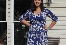 Appleton Dress / Wonderful Cashmerette Patterns Appleton dresses in the wild! Cashmerette Patterns are the first patterns designed for curves, in sizes 12 - 28, and cup sizes C - H.