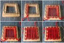Weaving - Pin Looms / by yarnpiggy