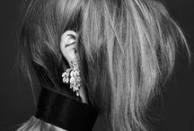 Jewelry editorials - model