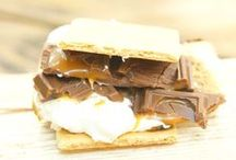 Recipes :: S'mores / Creative ways to make S'mores. / by Simply Designing {Ashley Phipps}