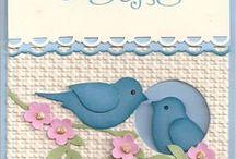 cards I like / by Jeanine Brock