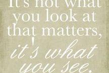 good sayings / by Jeanine Brock