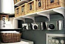 Decorate :: Laundry Room / Simple ways to decorate your laundry room.