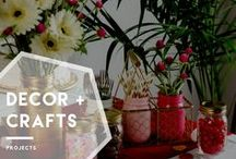 DIY Crafts & Decor