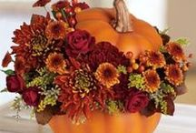 fall decor and ideas for the home / by Jeanine Brock
