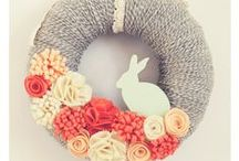 Crafts :: Wreaths / There's a wreath for every occasion. Make some of these easy, homemade wreaths. / by Simply Designing {Ashley Phipps}