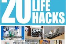 Brilliant tips / Mind blowing #DIY #tips #hacks on everything from #household, #car cleaning, and to great #hacks for anything