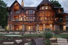 Eccentric house designs / All around the world there are these fabulous and stunning houses and made from people that #designed them.