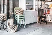home * is where the heart is / interiors, modern interiors, retro interiors, fun interiors / by eau-la-la.co.za