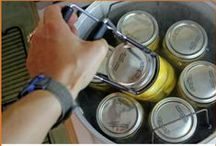 Recipes :: Canning / Preserving your own food. Tips for learning how to can.