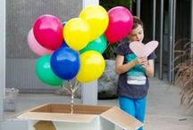 Celebrate :: Birthdays / Make someone feel special by celebrating their birthday creatively with these fun birthday ideas.