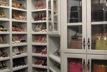 Dream Closets / Fabulous closets and dressing rooms / by Handbag Report