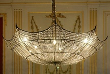 Chandeliers and Lighting / by jenny b wilde