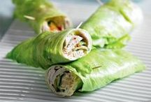 Recipes :: Lunch / Lunchbox ideas and easy make-at-home lunches.