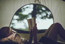 .: C A M P :. / Sun. Fresh Air. Open Fires. Sleeping Under the Stars. Freedom. Relaxation. Peace.  / by .: H E A T H E R :.