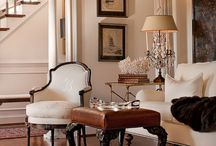 Interiors and Decor I Like / Elegant and Rustic , A little Town and a little Country., Traditional and Luxury  / by Denise Thompson