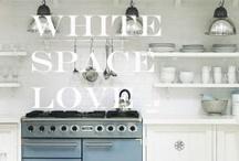 white space love