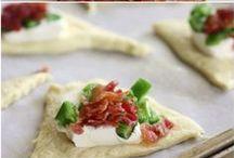 appetizers/snacks  / by Julia Barnhart
