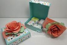 Paper Crafts - Boxes, etc.