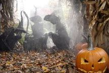 HAUNTED / All Hallows Eve / by Denise Thompson