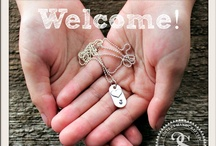 2 Sisters Handcrafted Blog Posts / Personalized, handcrafted and hand stamped artisan jewelry designer by day, mom of 2 when school is out. Sharing experiences of both, trying to find a balance between the two and everyday life.