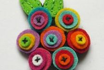 Felted/Repurposed  Sweater Ideas / Lots of fun and fab ideas beyond the typical felted sweater pillow.