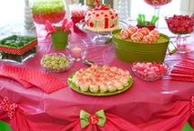 PARTY FOODS / by Jeanine Brock