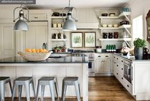 .: K I T C H E N :. / Domestically Inspired cooking/gathering/eating/living Spaces / by .: H E A T H E R :.