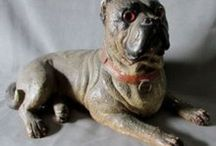 Antique/Vintage DOGS -2 / by Denise Thompson
