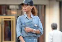 Denim Style / For the love of all things denim and styles for denim days.