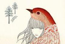 tattoo ideas / by Kate McCarthy