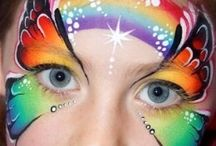 Face painting (various)