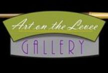 Art on the Levee / Art on the Levee is an Art Gallery selling a variety of items from local artisans.
