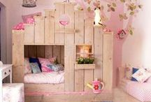 Alexis and her big girl room / by Amber J
