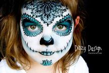 Daizy Design's face painting