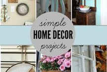 Simply Designing Round Ups / Rounding up all the best recipes, DIY projects and crafts.