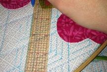 So Want to Sew - Machine Quilting / Tutorials/ideas for machine quilting