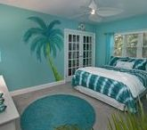 Just beachy / Colorful and vibrant #beach #home #decor, places #oceanside, and ideas for fun creations for kids and teens as well as adults.