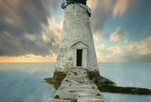 Stunning ligththouses / Amazing #images, #places, #historical #landmarks, and #lighthouses from all over captured with stunning #photography by amazing #artists and the guidelines are only lighthouse that are photographs. you are more than welcome to share yours that you sell only if it's in the right place to pin it. I'm glad to share these amazing and stunning views of historical, haunted, and eccentric photos. if you would like to be invited message me please.